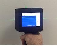 太赫兹线扫描测量探头