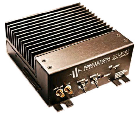 QCL量子級聯驅動器